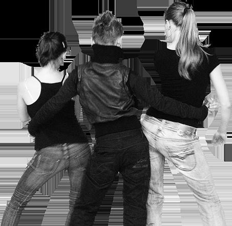 Taneční kroužek základních škol