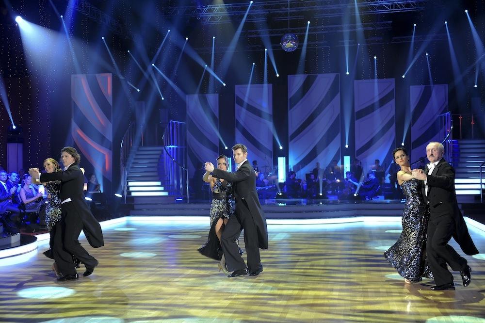 Čtvrtý večer, společné tango